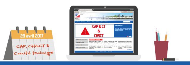 Réunions des CAP / CT / CHSCT : attention aux délais !