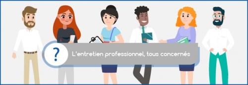 Entretien professionnel : mode d'emploi illustré