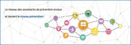 Le réseau prévention organise 15 sessions d'information